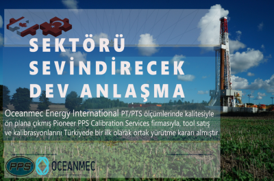 Oceanmec Energy International ile PPS Calibration Services ortaklığı