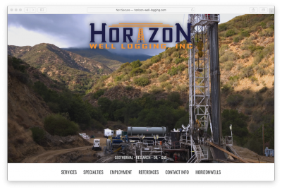 İş: Kaliforniya, Horizon Well Logging,Inc. – Jeotermal Jeolog