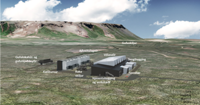 Landsvirkjun signs PPA sourced by its Theistareykir project