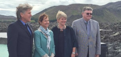 Geothermal Clusters of Iceland and France to cooperate
