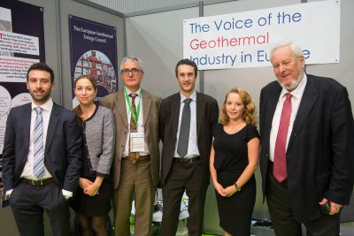 New Board elected for the European Geothermal Energy Council