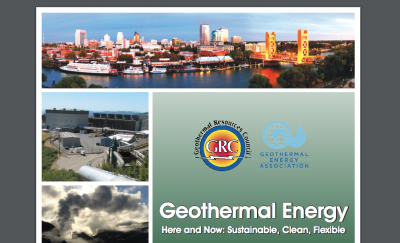 GRC & GEA release final program for Sacramento Meetings, Oct. 23-26, 2016